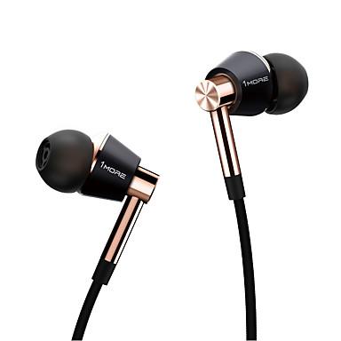 Xiaomi In Ear Wired Headphones Plastic Mobile Phone Earphone HIFI / Noise-isolating Headset