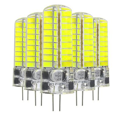 ywxlight® 5w led bi-pin svítidla t 72 smd 5730 400-500 lm teplá bílá studená bílá 12-24v