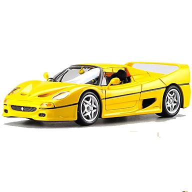 Carros de Brinquedo Brinquedos Modelo de Automóvel Motocicletas Brinquedos Artigos de mobiliário Simulação Música e luz Rectângular Liga