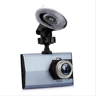 abordables DVR de Voiture-T20 Full HD 1920 x 1080 DVR de voiture 120 Degrés Grand angle 3 pouce Dash Cam avec G-Sensor / Enregistrement en Boucle / marche / arrêt automatique Enregistreur de voiture / Microphone intégré