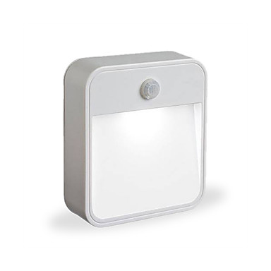 1pç LED Night Light Bateria Sensor do corpo humano