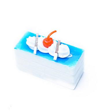 Spielessen Modellbausätze Spielzeuge Anderen Kuchen Dessert Kunststoff Unisex Stücke