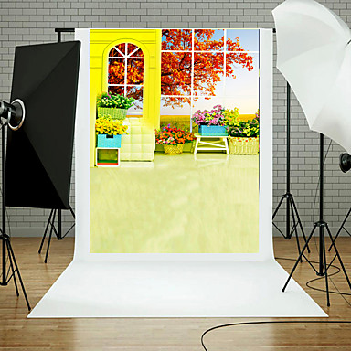 Vinyl Foto Kulisse Kind Studio künstlerischen Fotografie Hintergrund Baby 5x7ft