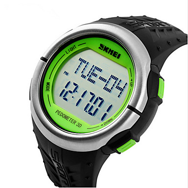 Smartwatch YYSKMEI1058 for Heart Rate Monitor / Calories Burned / Long Standby / Water Resistant / Water Proof / Exercise Record Stopwatch / Pedometer / Alarm Clock / Chronograph / Calendar / Sports