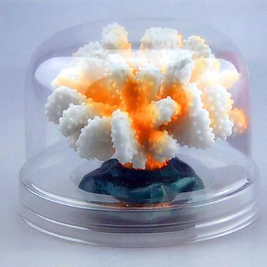 Aquário Decoração Ornamentos Atóxico & Sem Sabor / Artificial / Luminoso Resina