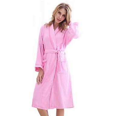 Bademantel,Solide Gute Qualität 100% Baumwolle Handtuch