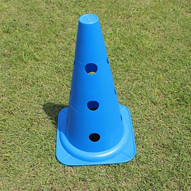 Fotbal Tréninkový kužel 1 ks Lehké materiály Odolné Plast