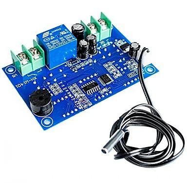 Controlador de temperatura de exibição digital inteligente xh-w1401