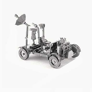 Puzzles 3D - Puzzle Bausteine Spielzeug zum Selbermachen Raumschiff Edelstahl Model & Building Toy