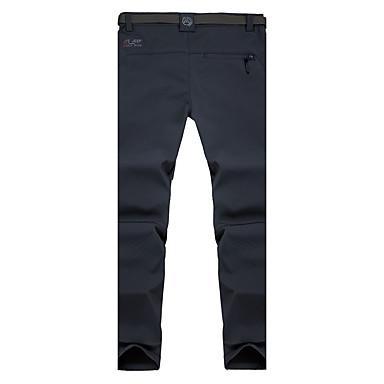 Herrn Wanderhosen warm halten Rasche Trocknung Hosen/Regenhose für Wandern M L XL