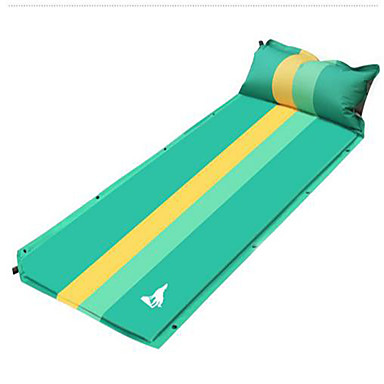 Sleeping Pad Self-Inflating Camping Pad Outdoor Moistureproof / Moisture Permeability Inflated Thick Others Camping / Hiking Outdoor Fall