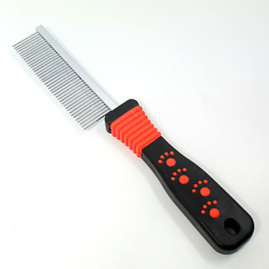 Dog Cleaning Comb Portable Random Color
