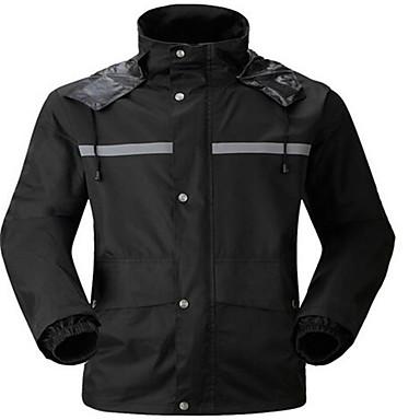 Ubrania motocyklowe Płaszcz przeciwdeszczowy na Damskie Sztuczny len Na każdy sezon Wodoodporny / Prosty / Bezzapachowy