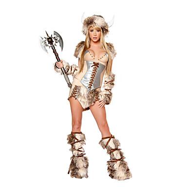 Superhelter Dronning Cosplay Cosplay Kostumer Party-kostyme Festival / høytid Halloween-kostymer Andre Vintage