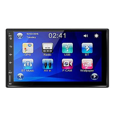 rungrace 7 '' deckless auton multimedia-järjestelmä, jossa on Bluetooth-radio valourkutoiminnon rl-270dnn04