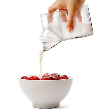 Plast Tekopper Dekorativ kæreste gave 1 Kaffe Teak Vand Juice drinkware