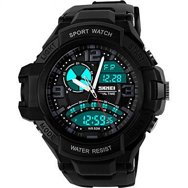 Relógio inteligente YYSKMEI1017 Impermeável / Suspensão Longa / Multifunções Cronómetro / Relogio Despertador / Cronógrafo / Calendário