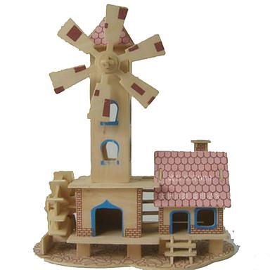 voordelige 3D-puzzels-3D-puzzels Legpuzzel Modelbouwsets Dome Puinen Unisex Meisjes Speeltjes Geschenk