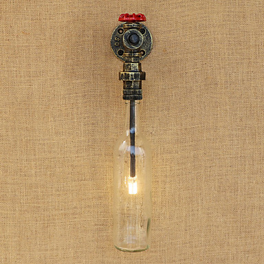 LED Retro Regional Luminárias de parede Para Metal Luz de parede 110-120V 220-240V 3W