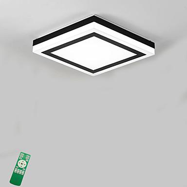 LED Chique & Moderno Moderno/Contemporâneo Lâmpada Incluída Montagem do Fluxo Luz Ambiente Para Dimmable Com Controle Remoto 220-240V 528