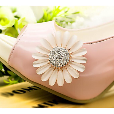 Decorative Accents PU Forefoot