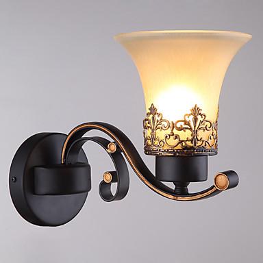 Moderno / Contemporâneo Luminárias de parede Para Vidro Luz de parede 110-120V 220-240V 40W