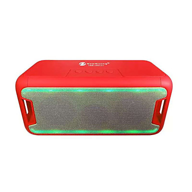 Bluetooth 2.1 3.5mm Trådløse Bluetooth-høyttalere Svart Sølv Mørkeblå Vin