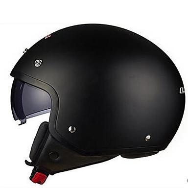 Meio Capacete Forma Assenta Compacto Respirável meia cuia Melhor qualidade Esportivo ABS capacetes para motociclistas