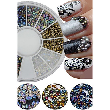1 pcs Traditional / Vintage / Fashion Nail Art Design Daily
