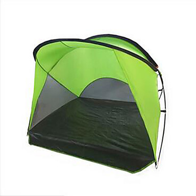 3-4 persons Camping Pad Beach Tent Camping Tent Fold Tent Waterproof for Camping / Hiking Other Material CM