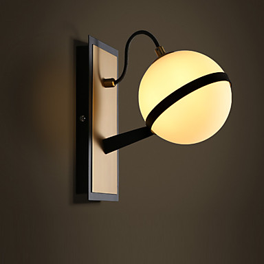 Modern/Contemporary Wall Lamps & Sconces For Metal Wall Light 110-120V 220-240V 3W