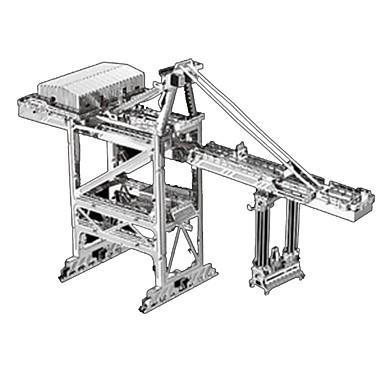 3D-puslespill Metallpuslespill Andre 3D Møbler artikler GDS Chrome Metall Klassisk Unisex Gave