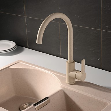 Kitchen faucet - Contemporary Others Centerset