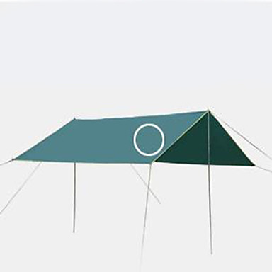 2 persons Camping Shelter Camping Tent Fold Tent Keep Warm Rain-Proof for Camping / Hiking Other Material CM