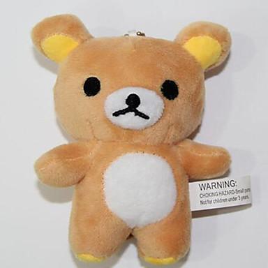 Urso Teddy Animais de Pelúcia Fofinho Adorável Esponjas naturais Para Meninas Brinquedos Dom