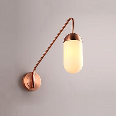 Moderne / Nutidig Dekorativ Bordlampe Til Metall 240V 110-120V 220-240V