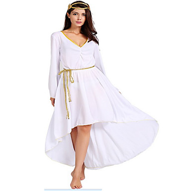 Goddess Cosplay Cosplay Costumes Party Costume Festival/Holiday Halloween Costumes Others Vintage