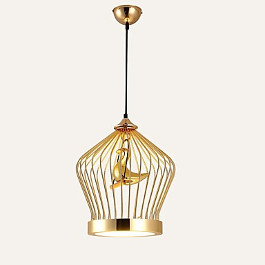 LED Chic & Modern Modern/Contemporary Bulb Included Pendant Light Ambient Light For 220lm 110-120V 220-240V Bulb Included