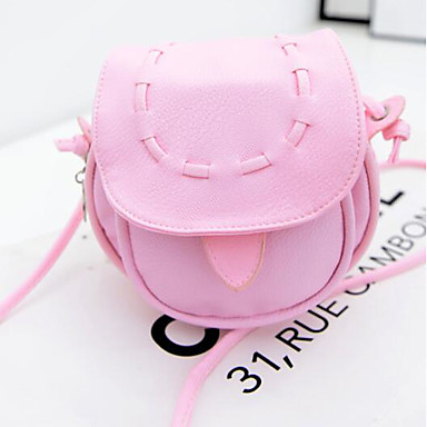 Women's Bags PU Backpack for Casual All Seasons Blue Black Blushing Pink