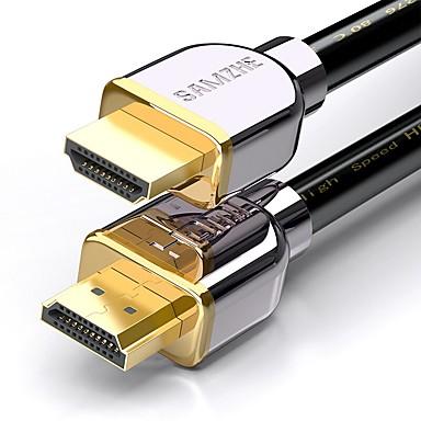 HDMI 2.0 Kabel, HDMI 2.0 to HDMI 2.0 Kabel Male - Male Vergoldetes Kupfer 3.0M (10Ft)