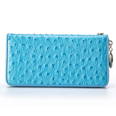 Women Coin Purse PU Polyester All Seasons Casual Outdoor Rectangle Magnetic Blue Black Fuchsia