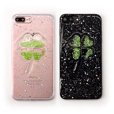 Capinha Para iPhone 7 Plus iPhone 7 iPhone 6s Plus iPhone 6 Plus iPhone 6s iPhone 6 Apple iPhone 8 iPhone 8 Plus Com Strass Capa traseira