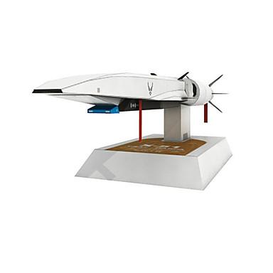 Quebra-Cabeças 3D Maquetes de Papel Artesanato de Papel Brinquedos de Montar Aeronave Navio Faça Você Mesmo Cartão de Papel Duro Clássico