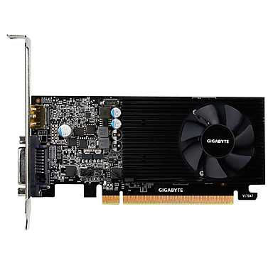 GIGABYTE Video Graphics Card 1506MHz/6008MHz2GB/64 bit GDDR5