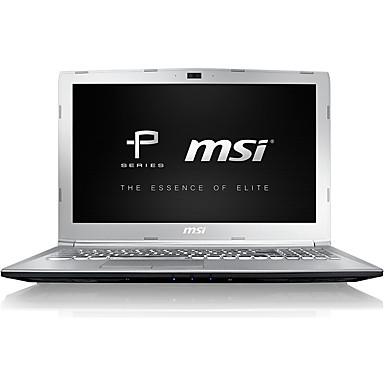 MSI Kannettava 15.6 tuumainen Intel i7 Neliydin 8Gt RAM 1TB 128GB SSD kiintolevy Windows 10 GTX1050 2GB