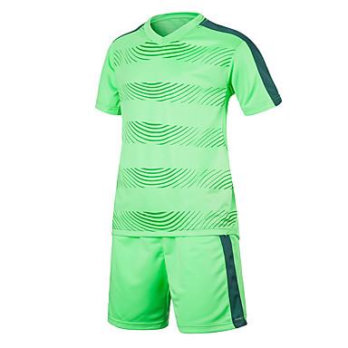Pojat Jalkapallo College-pusero Mukava Kesä Yksinkertainen Polyesteri Tactel Jalkapallo