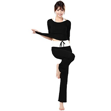 Yoga Clothing Suits Moisture Wicking Sports Wear Women's Yoga Pilates Dancing