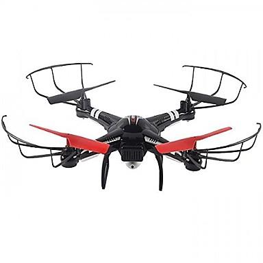 RC Drone WL Toys Q222K 4CH 6 Eixos 2.4G Com Câmera HD 720P Quadcópero com CR FPV Retorno Com 1 Botão Auto-Decolagem Seguro Contra Falhas
