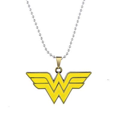 Logo Pendant Necklace - Personalized, Luxury, Vintage Black, Bronze Necklace For Birthday, Graduation, Thank You