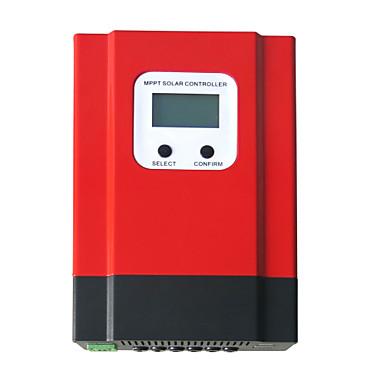 frissített esmart3 MPPT 40a szolár szabályzó 48V / 36V / 24V / 12V automata háttérvilágítás LCD kijelző max 130vdc input energiatakarékos